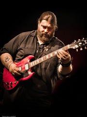 Bluesman Nick Moss and his band perform at 9 p.m. Saturday at Bradfordville Blues Club.