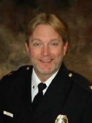 Manitowoc Police Chief Tony Dick
