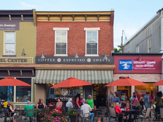 Take a walking tour of Hammonton, one of New Jersey's most buzz-worthy downtowns.