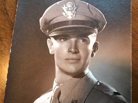 Russ Van Treese was an Air Force pilot in World War