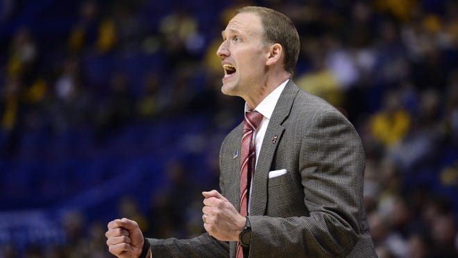 Illinois State coach Dan Muller's squad has been hurt by injuries this season.