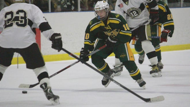 Matt Tringola (10) helped lead Red Bank Catholic to a 3-1 win over Southern on Wednesday.