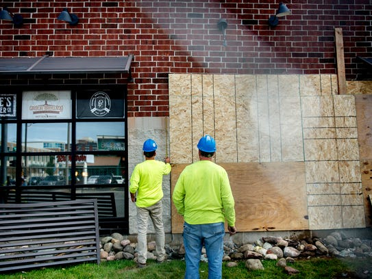 Employees of Wieland construction company assessed