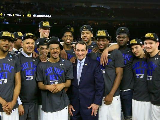USP NCAA BASKETBALL: NCAA TOURNAMENT-SOUTH REGIONA S BKC USA TX