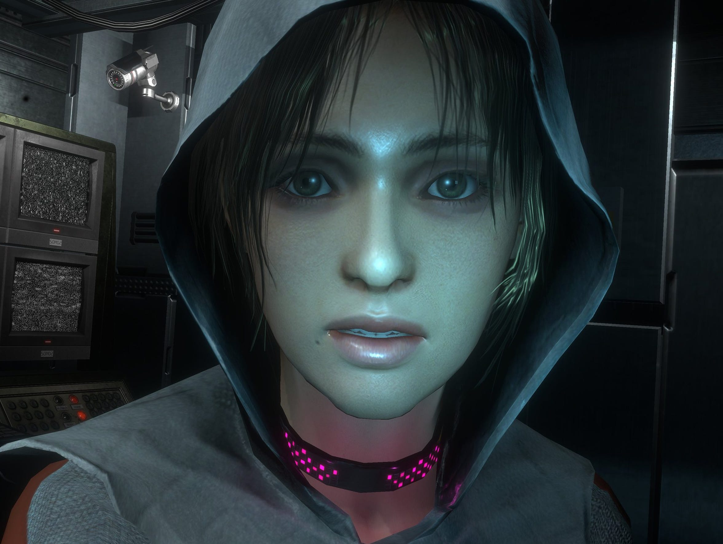 Guide Hope as she unravels the mysteries behind Republique.