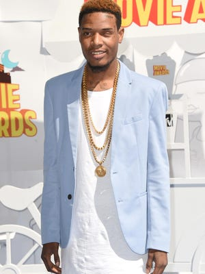 Paterson native Fetty Wap attends the 2015 MTV Movie Awards at Nokia Theatre L.A. Live on April 12 in Los Angeles.
