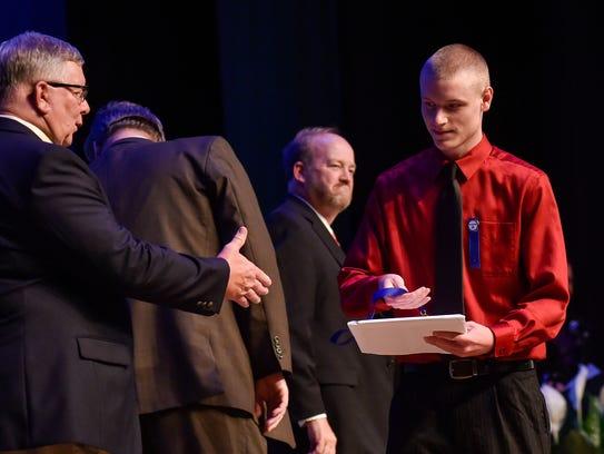 Tri Rivers Career Center Graduation