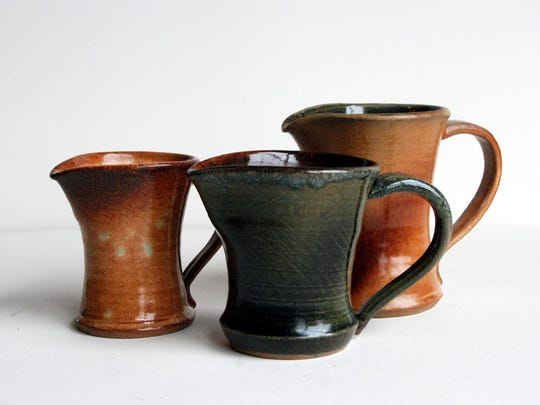 Cups by Chico and Molly Seay