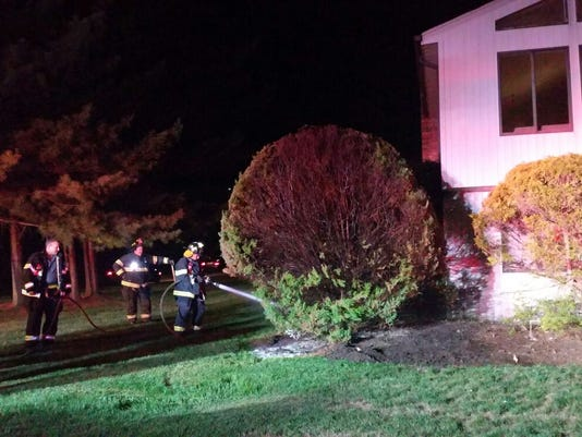 Chabad Lubavitch of Rockland fire 4