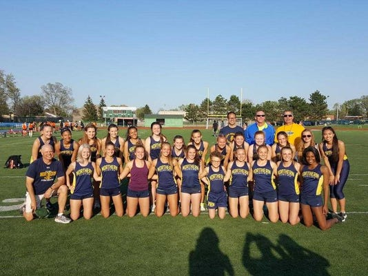 Port Huron Northern track