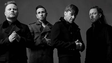 For Shinedown, drummer Barry Kerch says rock 'n' roll life is all about love, family