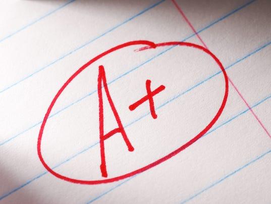 Arizona School District Letter Grades