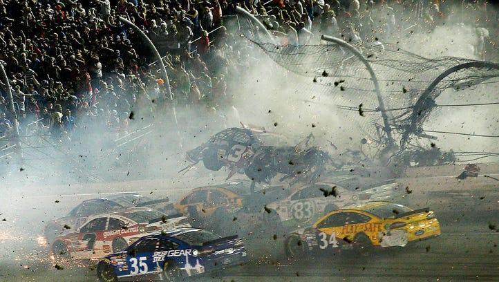 NASCAR Sprint Cup Series driver Austin Dillon car (3)