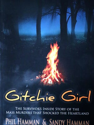 """Cover of """"Gitchie Girl."""""""