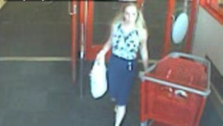 The Middlesex County Prosecutor's Office is seeking to identify a women who purchased a TracFone at the Linden Target store on July 7.