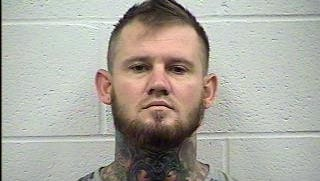 Florence Iron Horsemen motorcycle club president and national enforcer Matthew Wesley Shaffer of Walton, Kentucky, was sentenced by a federal judge to 35 years prison on drug trafficking and firearm offenses.
