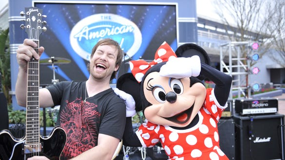 AP AMERICAN IDOL EXPERIENCE OPENS A ENT USA FL