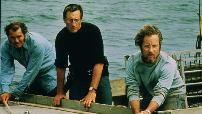"""""""Jaws"""" is returning to theaters in June for its 40th anniversary."""