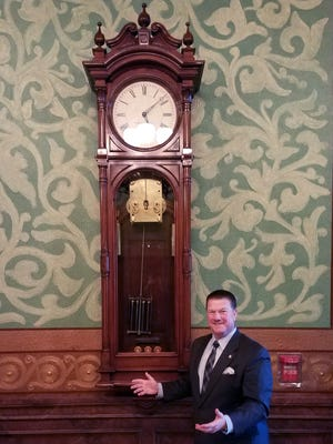 Michigan state Rep. Pete Lucido of Shelby Township, Mich., considers those who like changing their clocks twice a year a bit cuckoo. The Republican wants one time all year for the state, preferably daylight-saving time.