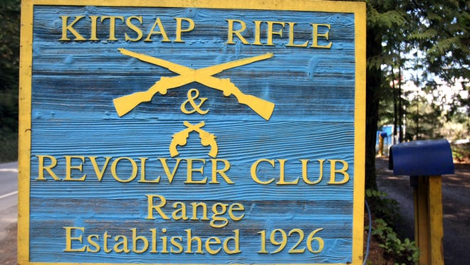 The Kitsap Rifle & Revolver Club