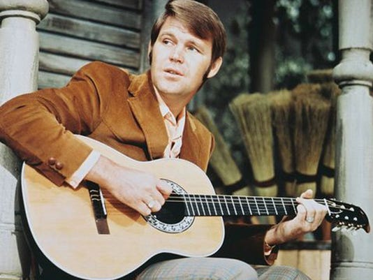 0548946a7845 Glen Campbell in the 1960s. (Photo  Handout
