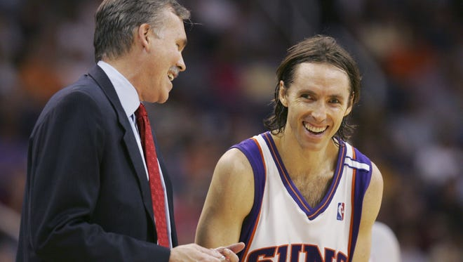 Mike D'Antoni and the Suns changed the NBA.