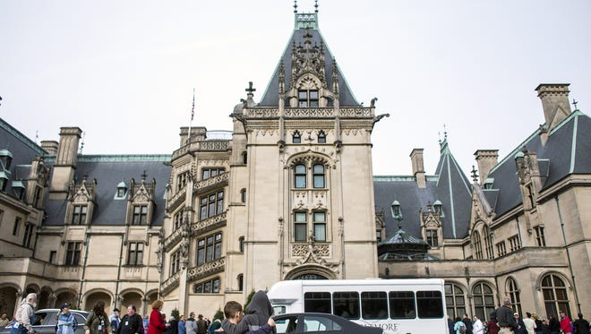 Both Biltmore Estate and the Asheville Outlets will be holding job fairs next week.