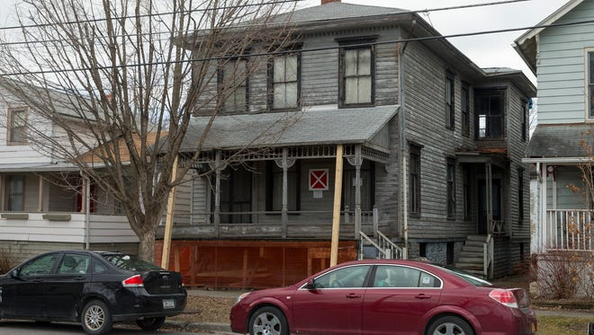 Lula and Edward Newton hosted a study group and literary society at 421 N. Albany St. in Ithaca. The nation's first black fraternity, Alpha Phi Alpha, grew out of these gatherings.