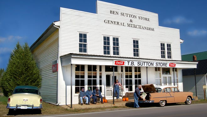 The T.B. General Store in Granville is a step back in time, and Saturday's Heritage Day is a perfect time to visit.