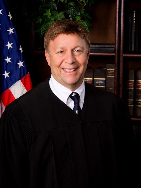 Judge Forst