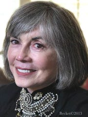 """Saturday: Anne Rice appearing at """"Just Fabulous"""" in Palm Springs"""