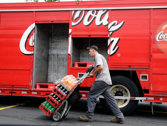 Coca-Cola: IRS says $3.3B in back taxes owed