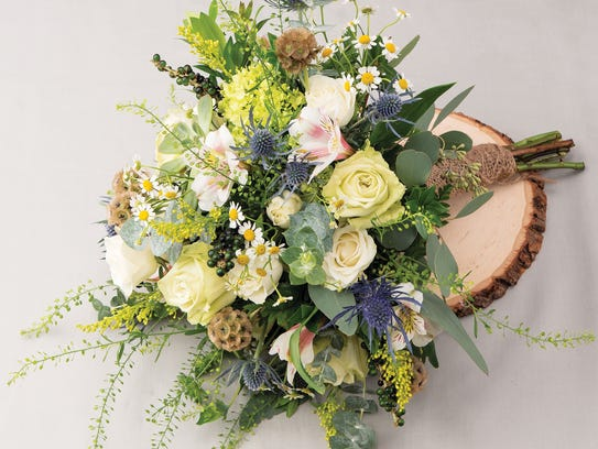 Denis Flowers & Gifts in New Milford bouquet