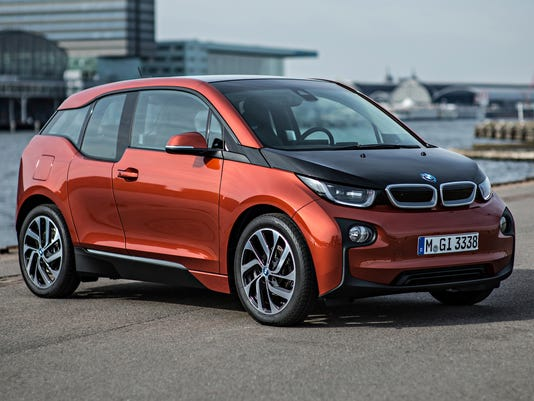 Bmw I3 Electric S Oddball Option Gas Engine