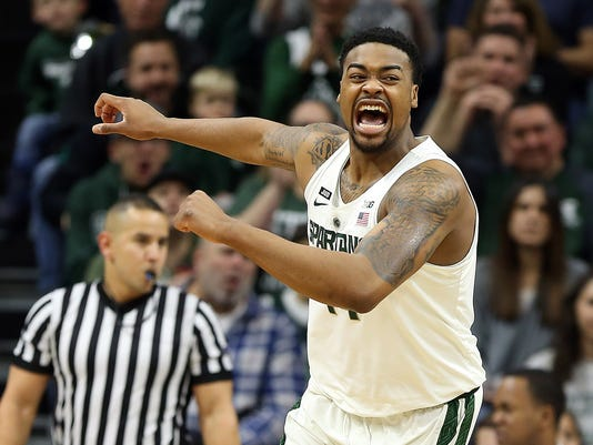 NCAA Basketball: Cleveland State at Michigan State