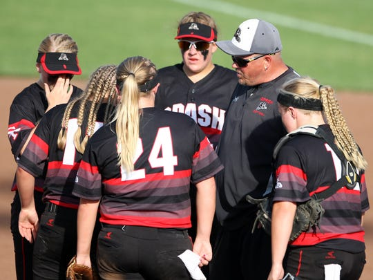 Stevens Point Area Senior High softball coach Tom Drohner, who boasts a 468-65 record with eight state championships in 20 seasons at the school, will be inducted into the Wisconsin Fastpitch Softball Coaches Association Hall of Fame on Feb. 24.