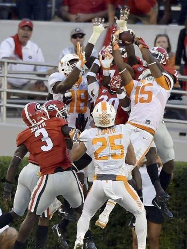 Tennessee Vols Vs Georgia Predictions Experts Are Picking Bulldogs