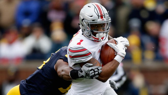 Ohio State receiver Braxton Miller could be a good fit for the Packers as a developmental prospect.