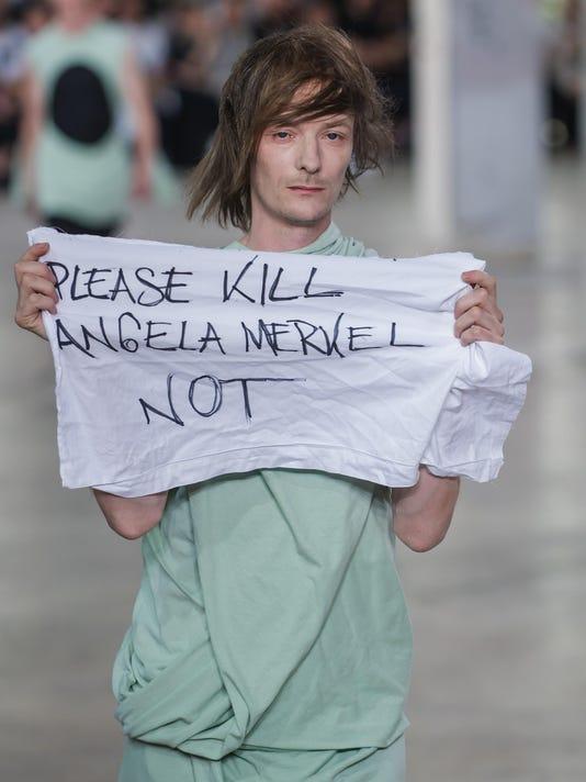 ADDITION Paris Fashion Rick Owens