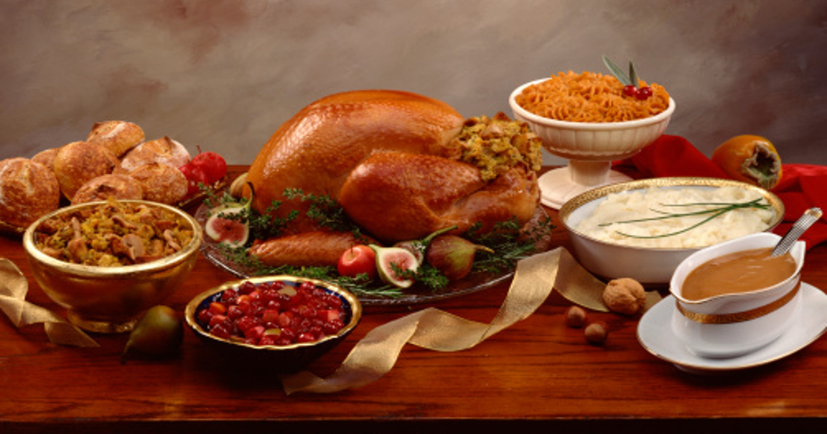 thanksgiving food pictures - 1200×675