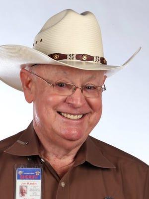 Sheriff Jim Kaelin