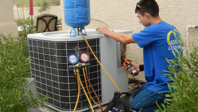 Heaters need attention in the fall months not only to keep us warm during the winter but to ensure that A/C will run well once temperatures rise again.