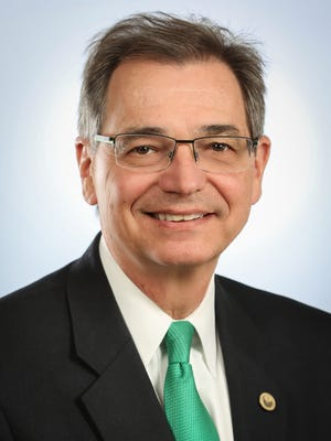 University of Wisconsin-Green Bay Chancellor Gary L. Miller