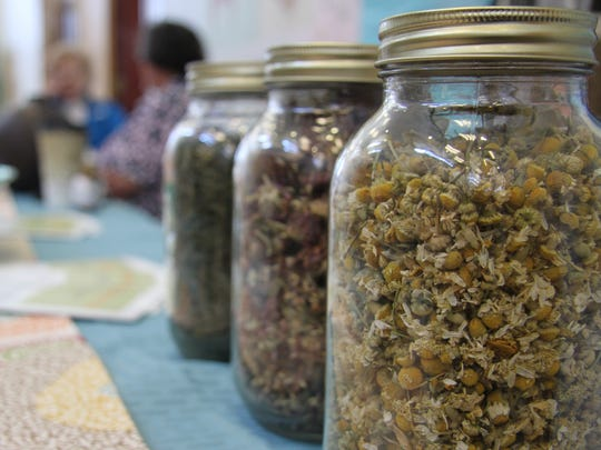 Dr. Lisa Kearney practices naturopathic medicine, which uses herbal medicine.