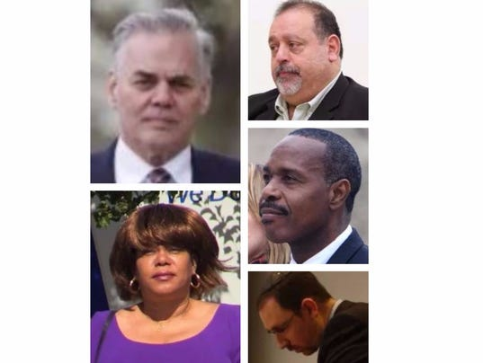 Rockland convicted officials