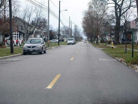 South Buchanan Street in Fremont.
