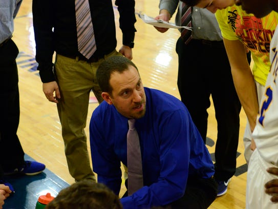 Clyde's Ryan Fretz was recognized coach of the year in Division II by the OHSBCA.
