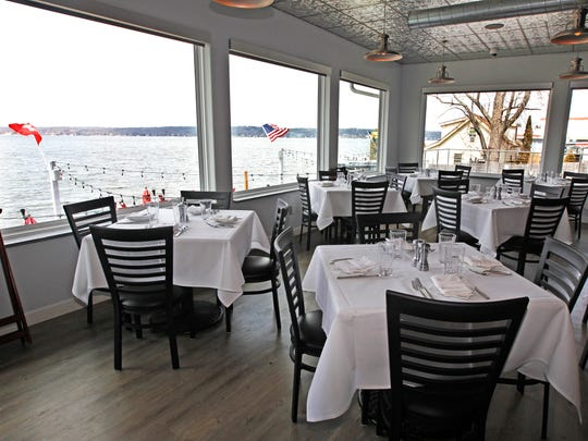 Lake Michigan isn't the only lake around here. Edgewater Supper Club, W278-N2315 Prospect Ave., Pewaukee, offers a view of Pewaukee Lake, the largest lake in Waukesha County's Lake Country.