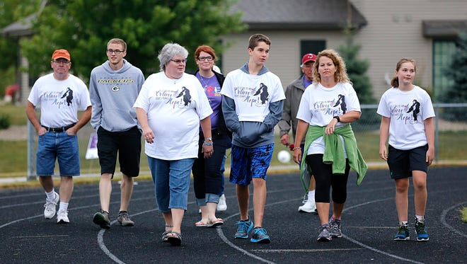 Relay for Life of Fond du Lac in August 2015.