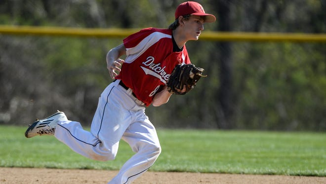 Annville-Cleona's Eli Setlock landed on Section Four's first and second team all-star lists for his work as a pitcher and infielder, respectively.